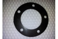 Tank floats rubber gasket