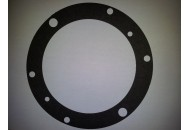 Gasket to the cover of the driveshaft