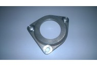 Rear arm eccentre flange