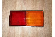 PLEXIGLASS FOR REAR LAMP T613 (RIGHT, ORANGE-RED)